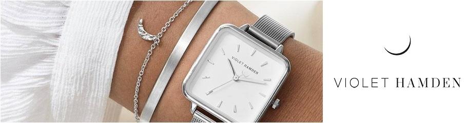 Violet Hamden Horloges
