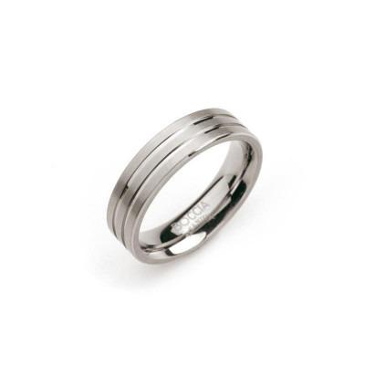Boccia ring 0101-02 titanium
