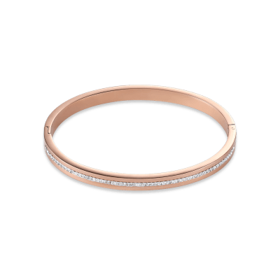 Coeur de Lion armband 0229/33-1800 bangle wit