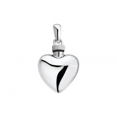 Ashanger hartje van zilver