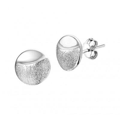 Mooie oorknopjes van zilver