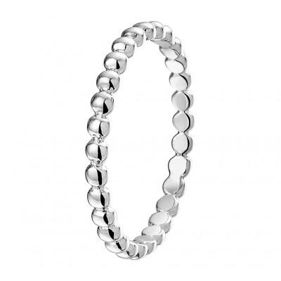 Ring van zilver voor meisjes
