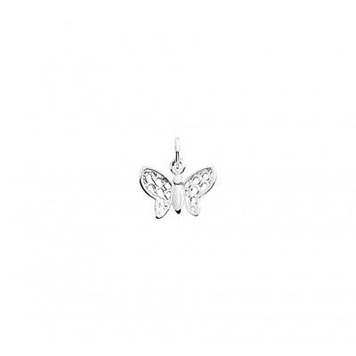Zilveren bedel vlinder