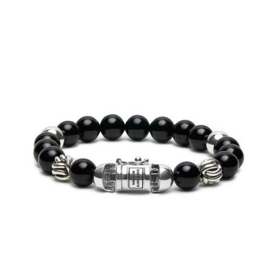 Buddha to Buddha 188ON armband Spirit Bead Onyx
