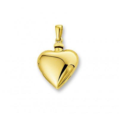 Ashanger van goud hart