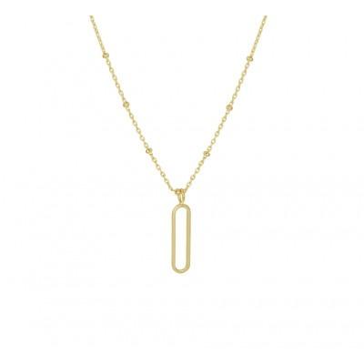Chain ketting goud dames