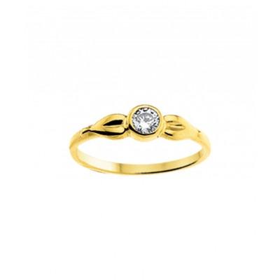 Ring van 14 krt goud
