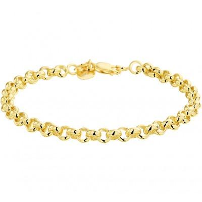 Gouden armband jasseron-1