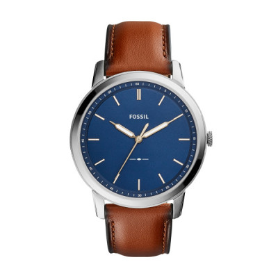 Fossil the Minimalist herenhorloge FS5304