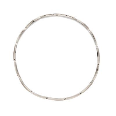 titanium Boccia collier 08018-01