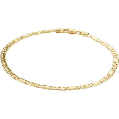 Gouden armband valkenoog