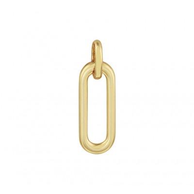 Gouden chain hanger 26 mm