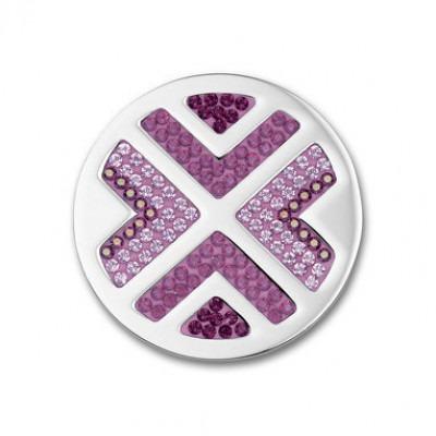 Mi Moneda Rasto Purple steel SW-RAS-14-L