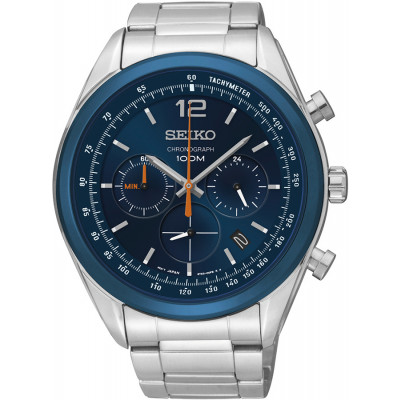 Seiko chronograph herenhorloge SSB091P1