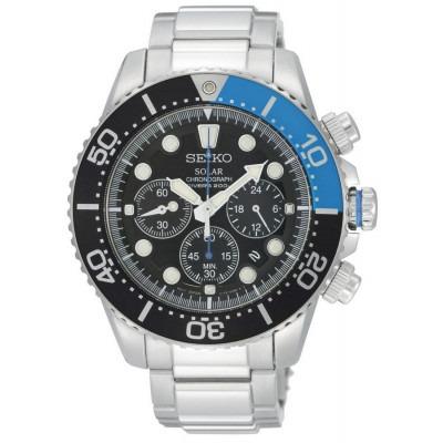 Seiko Prospex chronograph herenhorloge SSC017P1