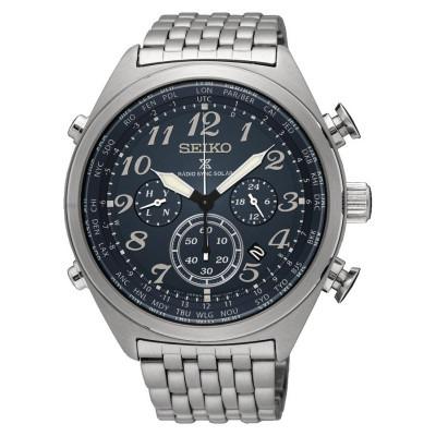 Seiko Prospex chronograph herenhorloge SSG011P1