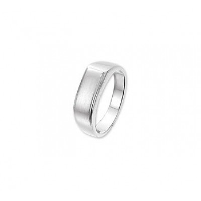 Zilveren ring voor mannen