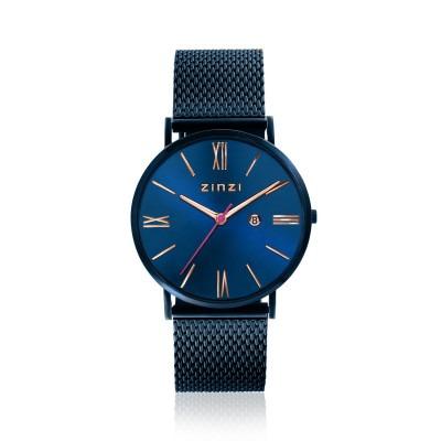 Zinzi donkerblauw horloge ZIW514M