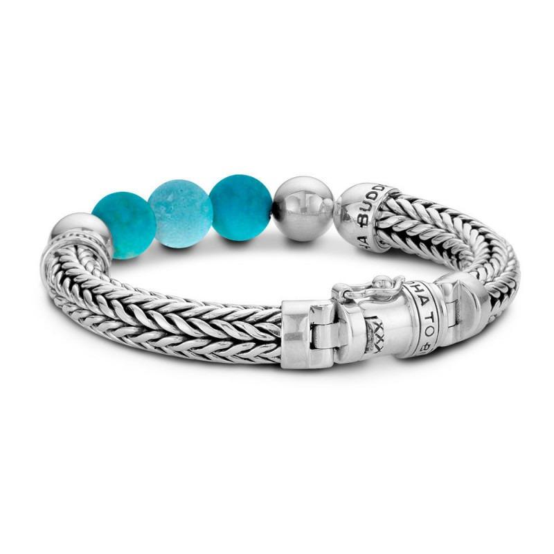 Buddha to Buddha 632TQ E Armband Ellen Beads Turquoise