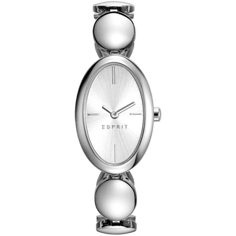 Esprit allie zilverkleurig dameshorloge ES108592001