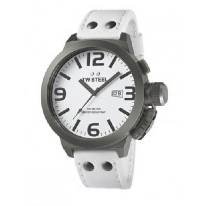 TW STEEL Canteen titanium horloge TW890