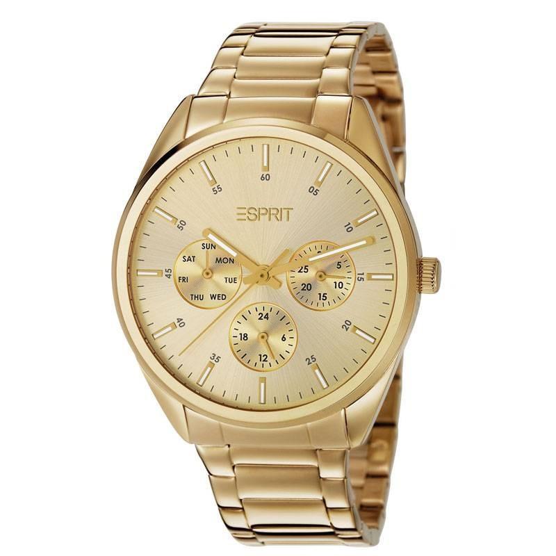 Esprit glandora Gold dameshorloge ES106262009