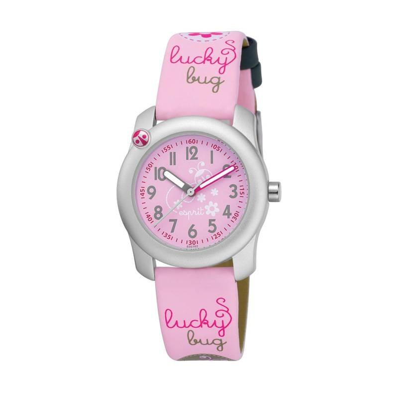 Esprit kinderhorloge roze ES103514002