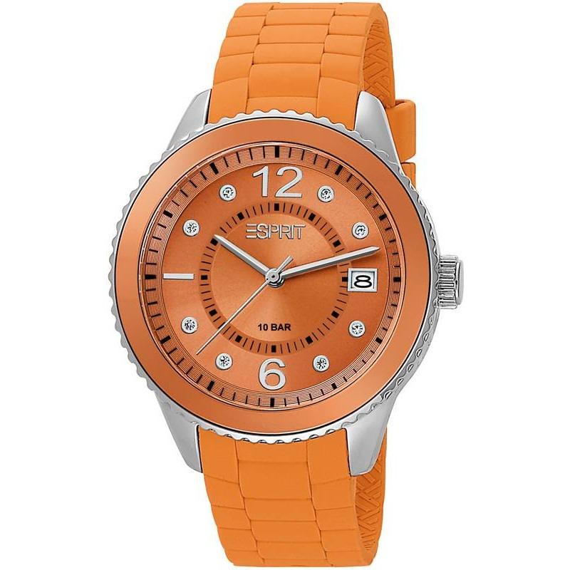 Esprit marin 68 Orange dameshorloge ES105342005