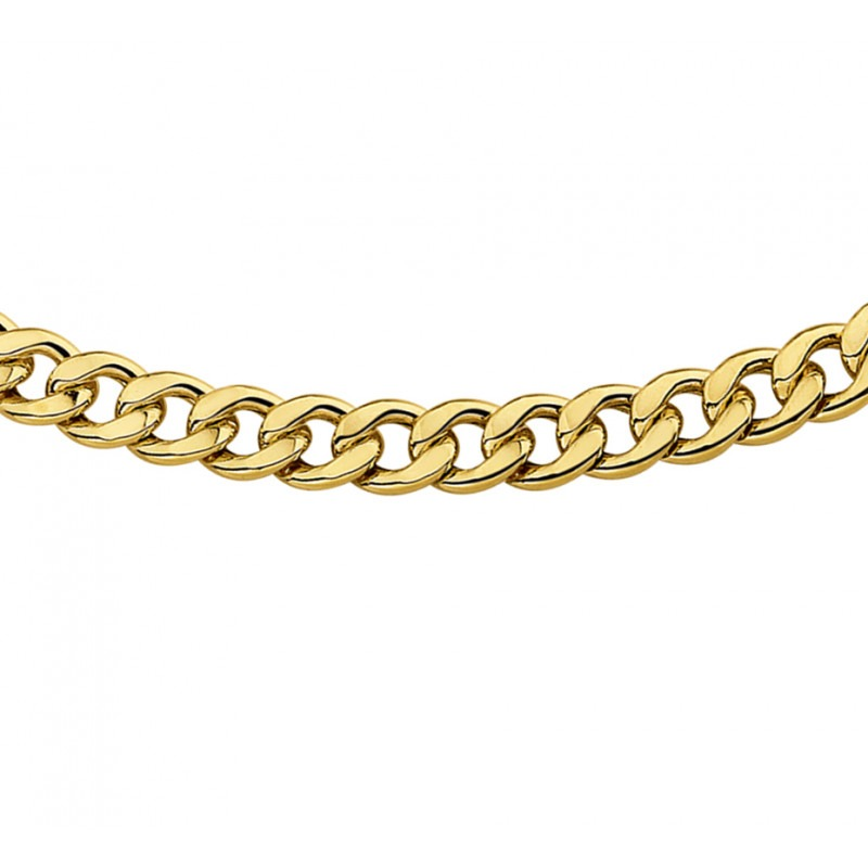 Betere Gouden gourmet ketting heren 6 mm | Mostert Juweliers BE-88