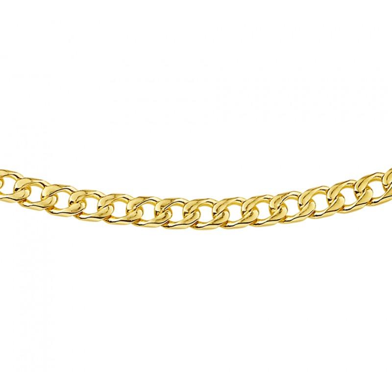 Uitgelezene Heren ketting goud gourmet 5 mm | Mostert Juweliers QC-12
