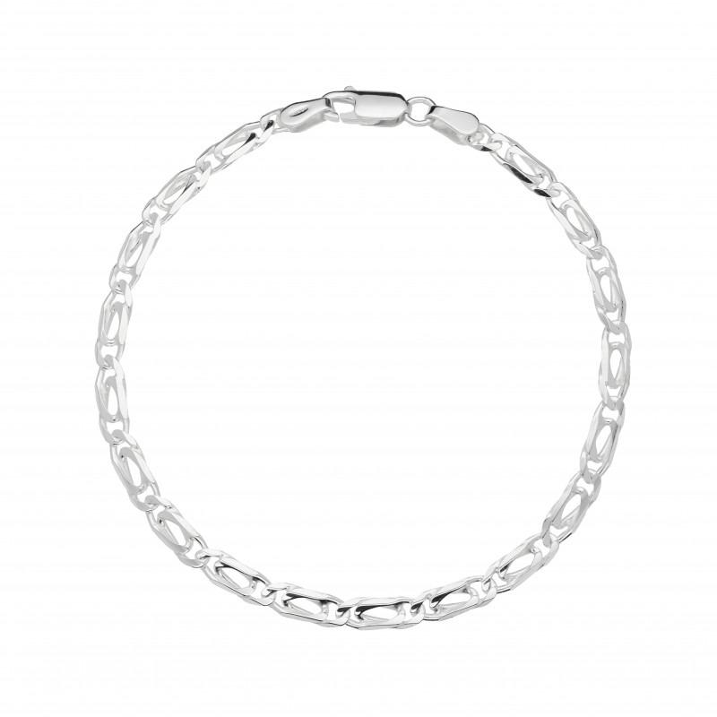 Valkenoog armband van zilver