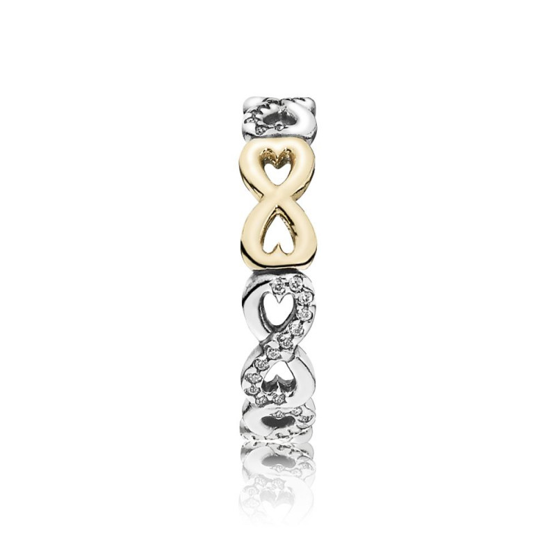 PANDORA infinite love Ring 190948CZ
