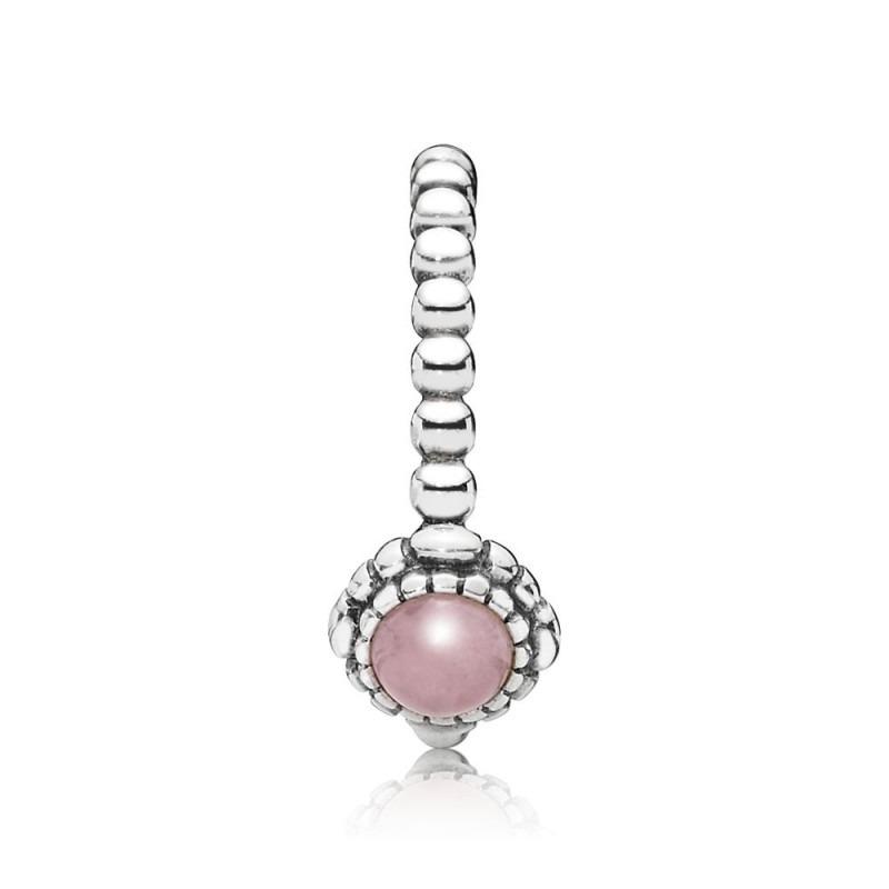 PANDORA ring met geboortesteen oktober 190854POP