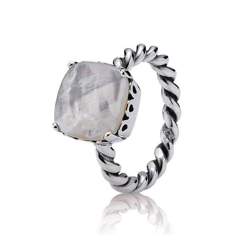 PANDORA ring moeder van de parels 190828MP