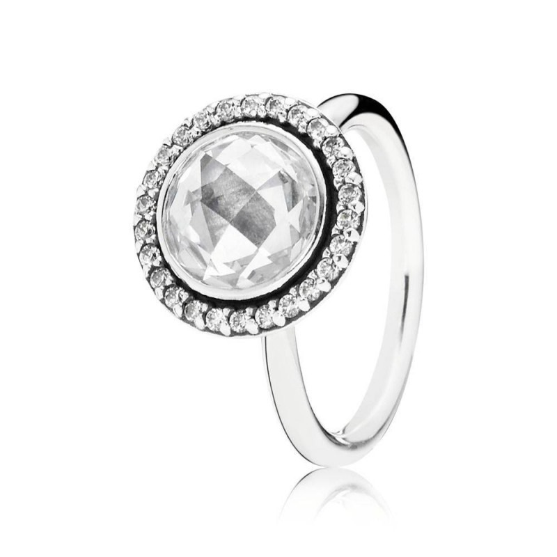 PANDORA statement sparkling ring 190904CZ