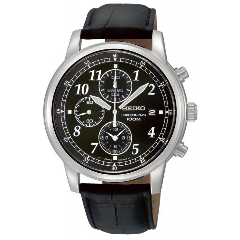 Seiko chronograph herenhorloge SNDC33P1