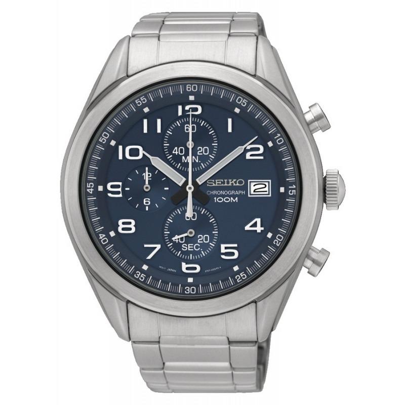 Seiko chronograph herenhorloge SSB267P1