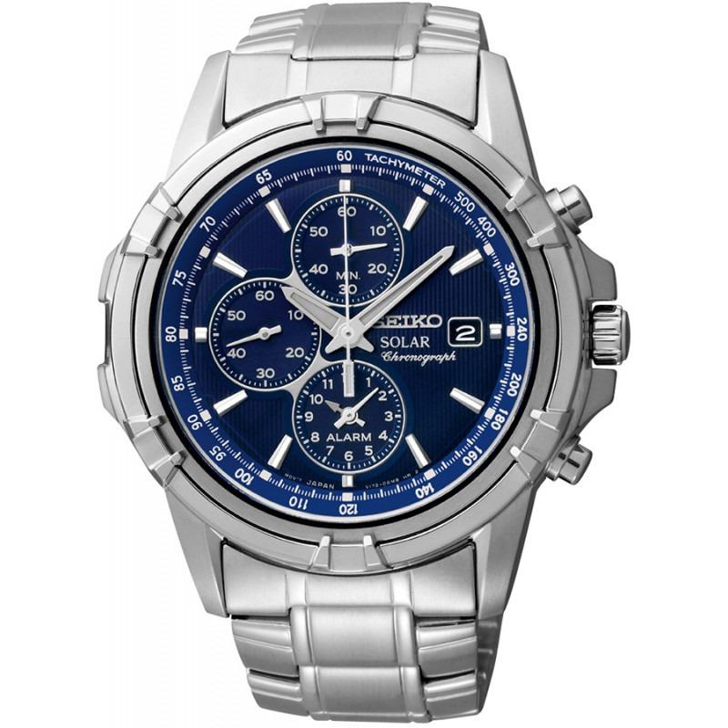 Seiko chronograph herenhorloge SSC141P1