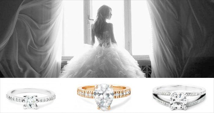 Een verlovingsring kopen
