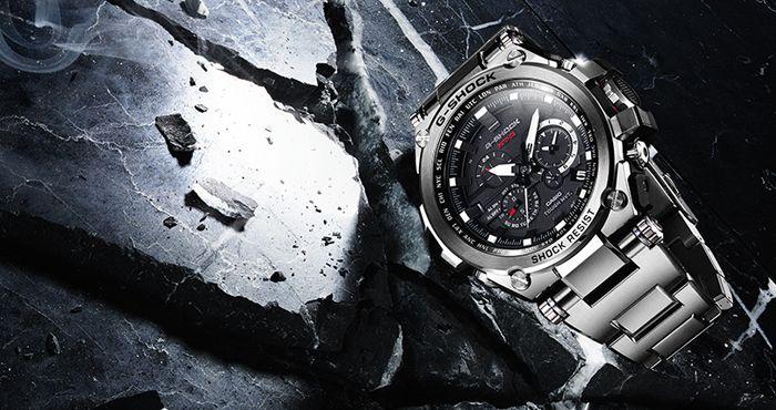 Hoe sterk is een G-Shock horloge