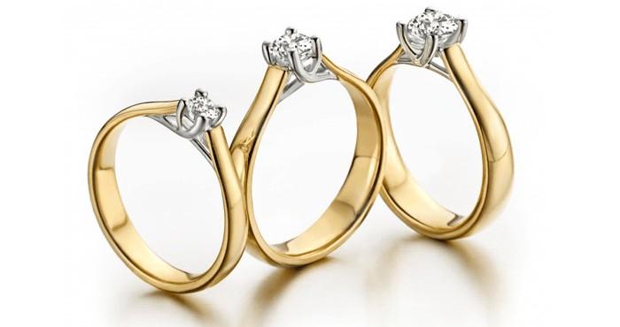Onderhoud sieraden met diamant